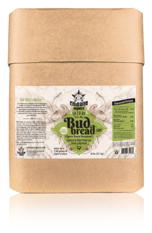 Bud Bread 50 lb